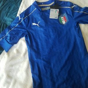 Italia national team jersey authentic euro 2016